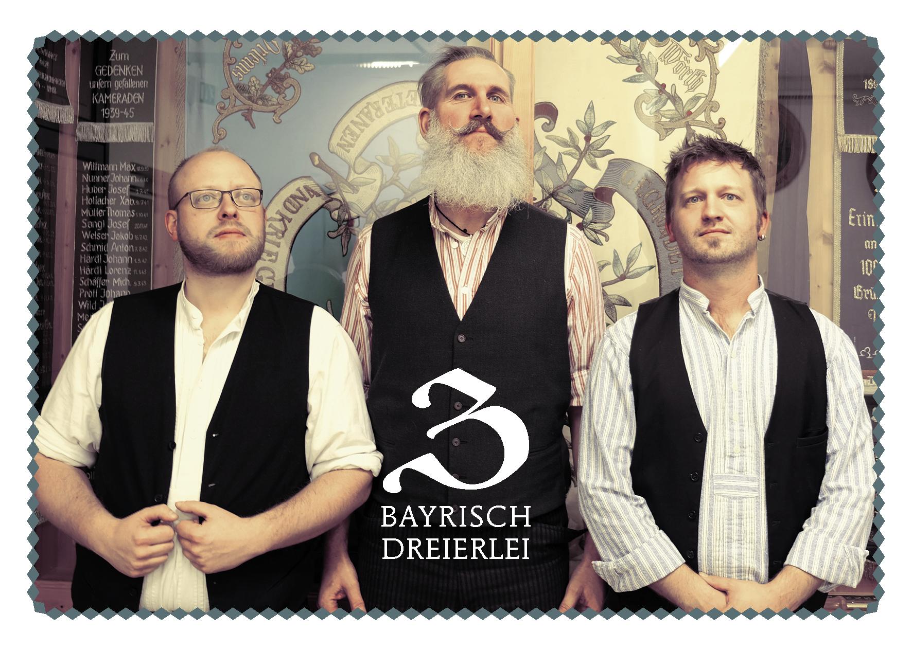 Bayrisch Dreierlei